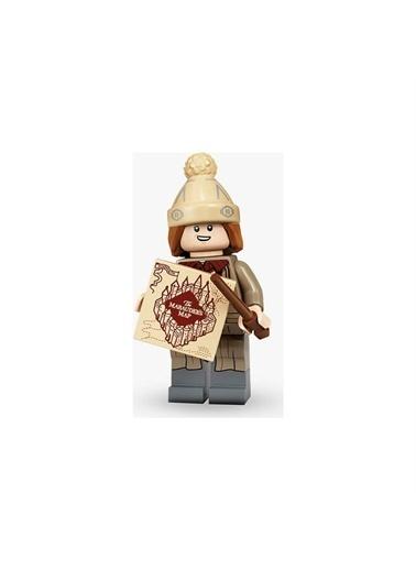 Lego Lego Minifigür - Harry Şotter Seri 2 - 71028 - George Weasley Renkli